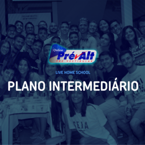Plano Intermediário – Alternativo Online